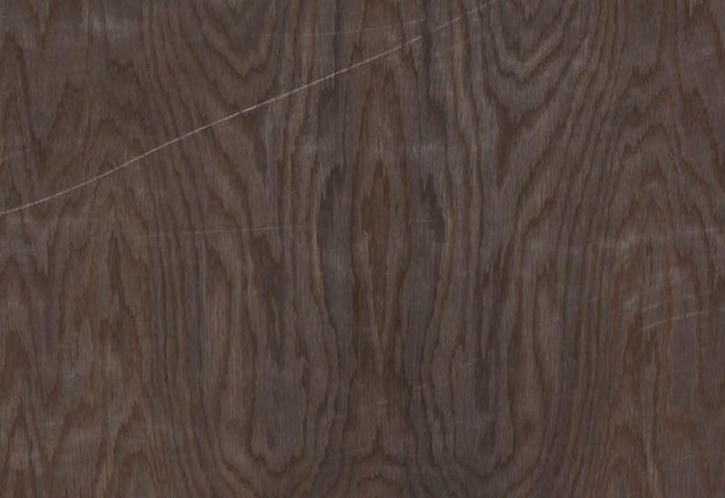 Smoked Rotary Cut Oak